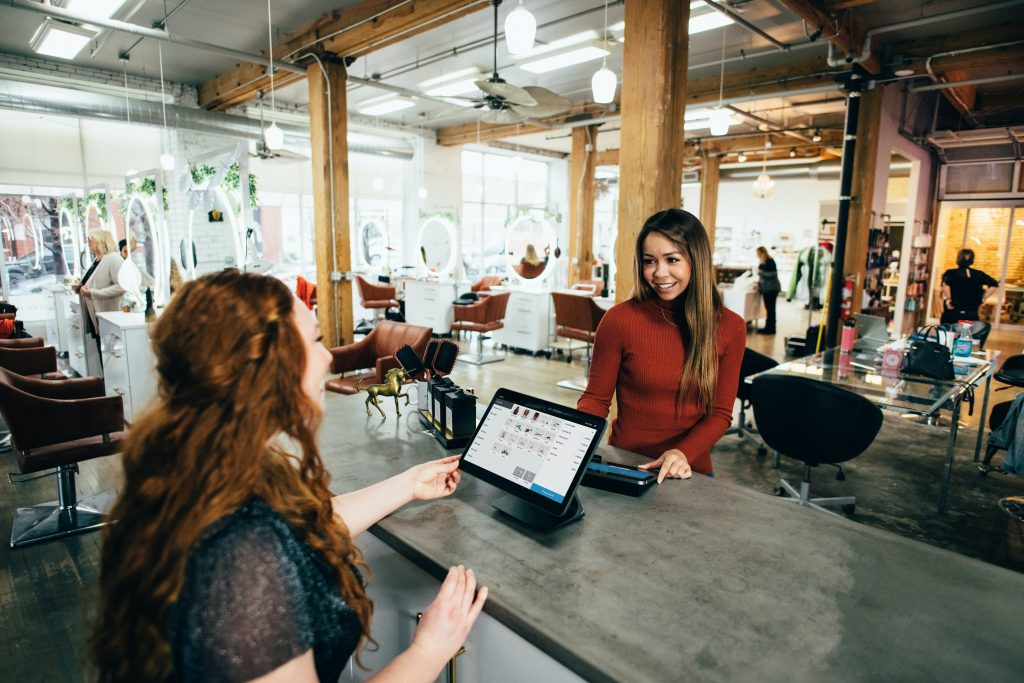Question de recrutement commercial